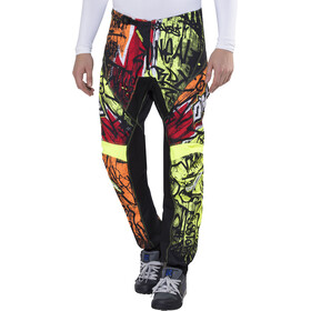 O'Neal Element Broek Heren, vandal black/neon